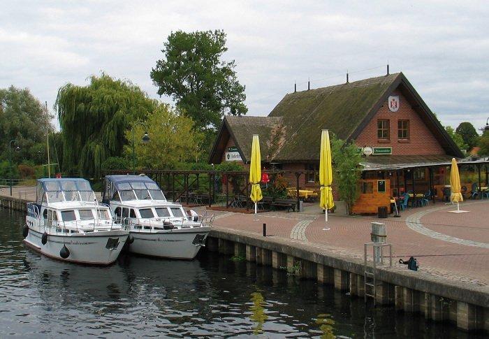 Hafen Neukalen