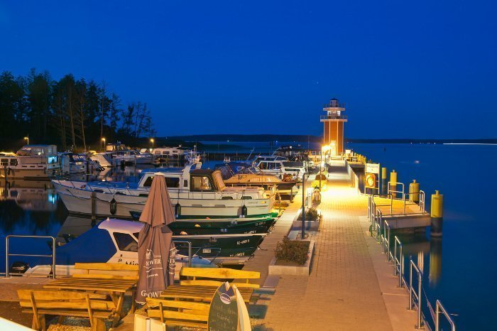 Hafen Plau am See